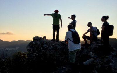 Trekking d'Artista: 6 date per conoscere l'Elba e gli ospiti BRACT