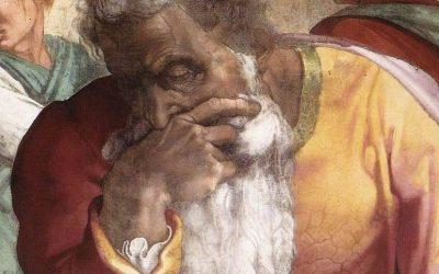 RINVIATO CAUSA MALTEMPO Abitare la Soglia: giornate di riflessione e incontro con il libro del profeta Geremia